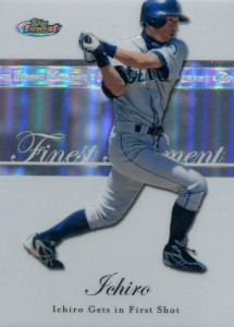 Topps Finest Moments Refractor