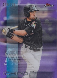 Topps Finest Purple Refractor /250