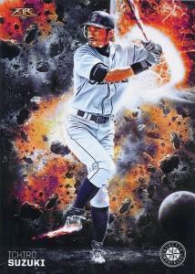 Topps Fire Jumbo 5x7 /99