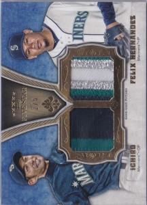 Topps Five Star Dual Patch /5