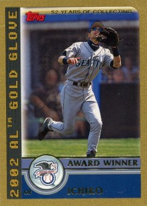 Topps Gold AW /2003