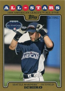 Topps Gold All Stars /2008