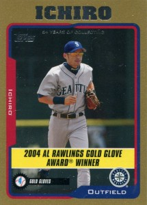 Topps Gold Glove Gold /2005