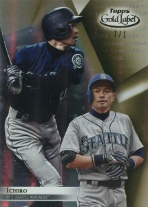 Topps Gold Label Class 1 Gold 1/1 #85