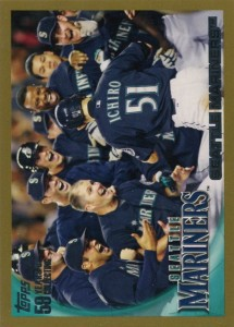 Topps Gold Manager /2010