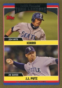 Topps Gold Team Leaders /2006