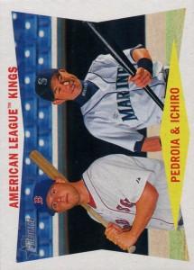 Topps Heritage American League Kings