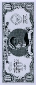 Topps Heritage Baseball Bucks