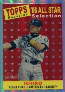 Topps Heritage Chrome All Star Refractor /558