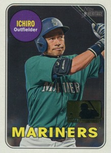 Topps Heritage High Numbers 100th Anniversary /25