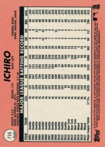 Topps Heritage High Numbers Trade