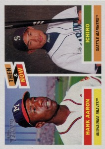 Topps Heritage Then & Now