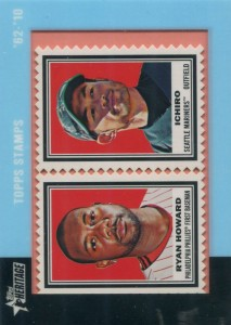 Topps Heritage Topps Stamps /62