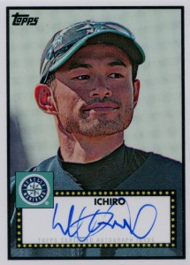 Topps Holiday Employee Autograph /25