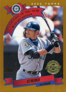 Topps Home Team Advantage A.W. R.O.Y.