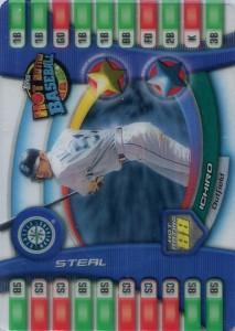 Topps Hot Button Baseball Game