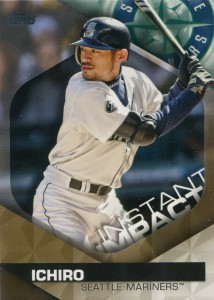 Topps Instant Impact Gold /50