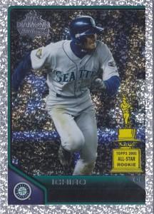 Topps Lineage Platinum Diamond Anniversary #196
