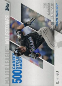Topps Major League Milestones