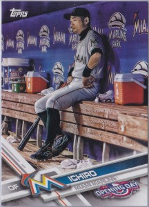 Topps Opening Day Dugout Photo Variation