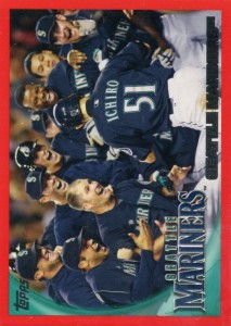 Topps Red Manager /299