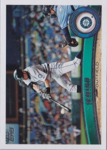 Topps Sparkle Front