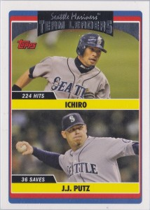Topps Team Leaders