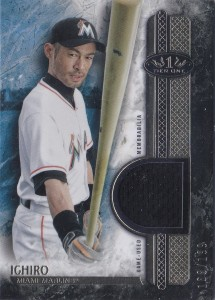 Topps Tier One Swatch /199