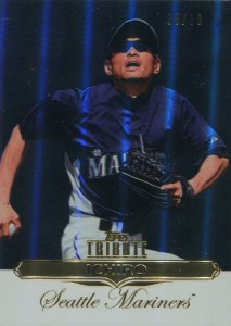 Topps Tribute Black /10