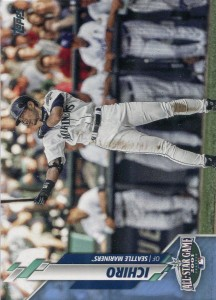 Topps Update Fathers Day Blue /50