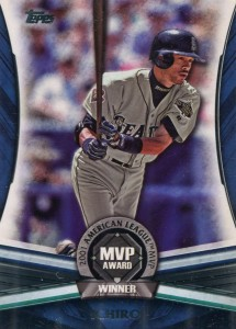 Topps Update MVP Award Winner
