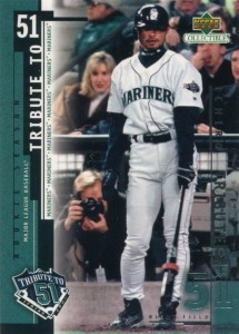 UD Collectibles Ichiro Tribute to 51 #I18