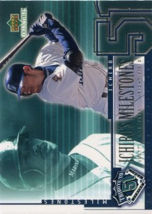 UD Collectibles Ichiro Tribute to 51 #I24
