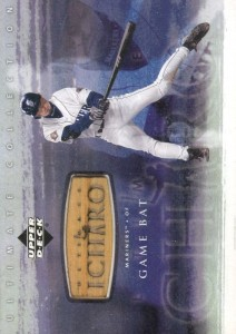 Ultimate Collection Ichiro Game Bat