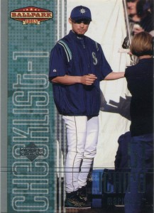 Upper Deck Ballpark Idols #199