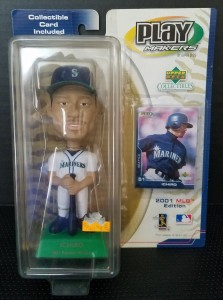Upper Deck Collectibles 2001 Rookie All Star Bobblehead