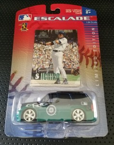 Upper Deck Collectibles Escalade