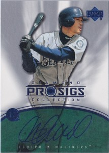 Upper Deck Diamond Collection Pro Sigs