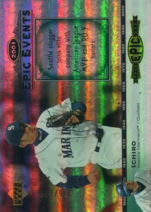 Upper Deck Epic Epic Events /675