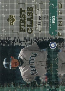 Upper Deck Finite First Class Gold /99