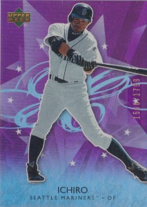 Upper Deck Future Stars Purple /1799