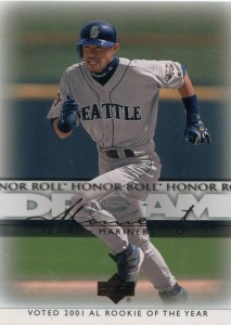 Upper Deck Honor Roll Dream Moments #99