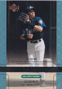 Upper Deck Ovation Superstar Spotlights #90