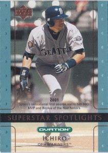 Upper Deck Ovation Superstar Spotlights #94