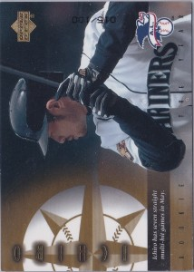 Upper Deck R.O.Y. Gold #8 /100