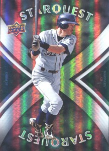 Upper Deck Starquest Super Rare SQ-46