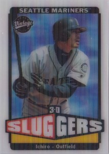 Upper Deck Vintage 3D Sluggers